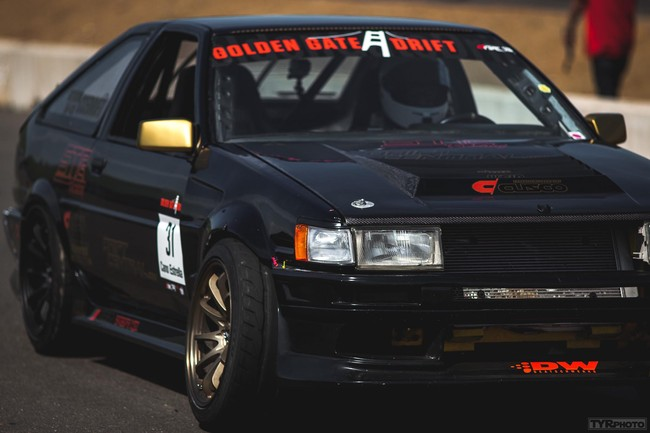 sc300 Golden gate drift 6