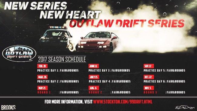 Outlaw Drift Series 2017